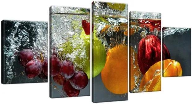 Obraz na plátne Sladké ovocie 150x70cm 1345A_5B