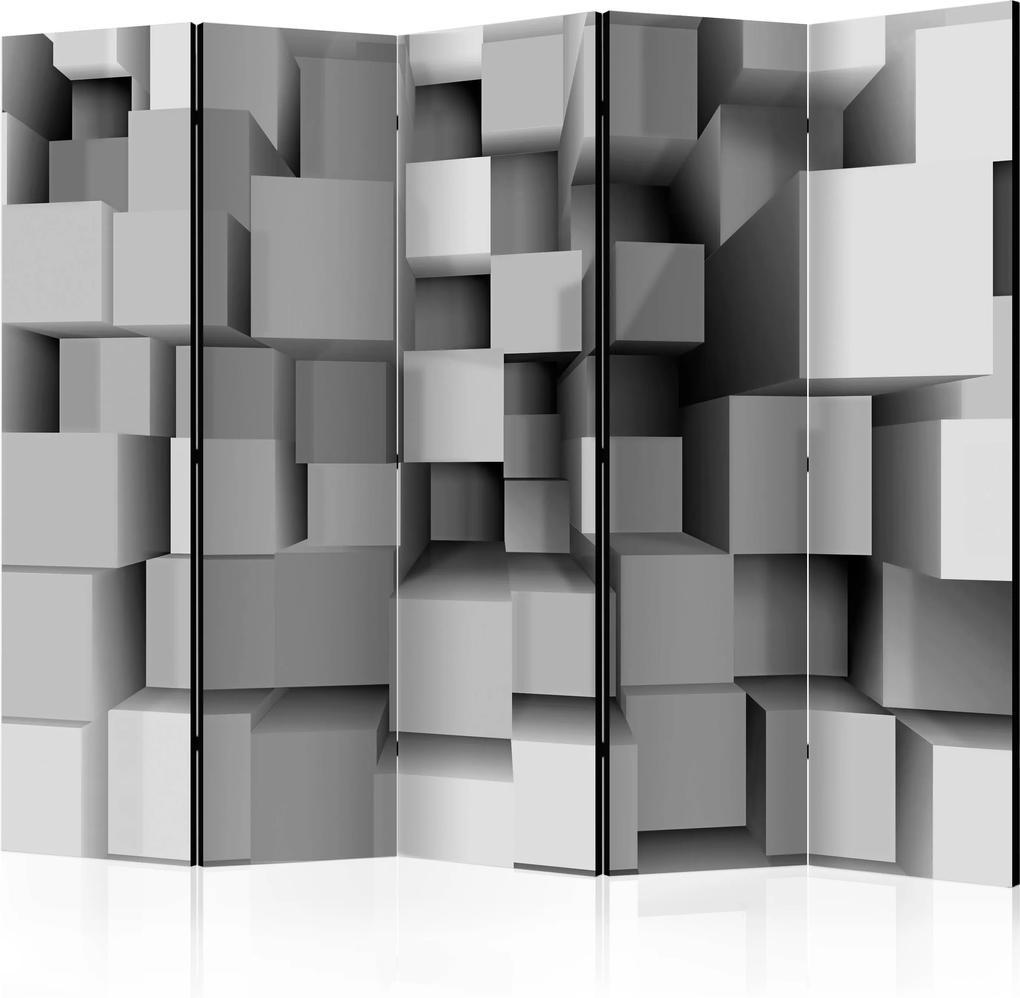 Paraván - Geometric Puzzle II [Room Dividers] 225x172 7-10 dní