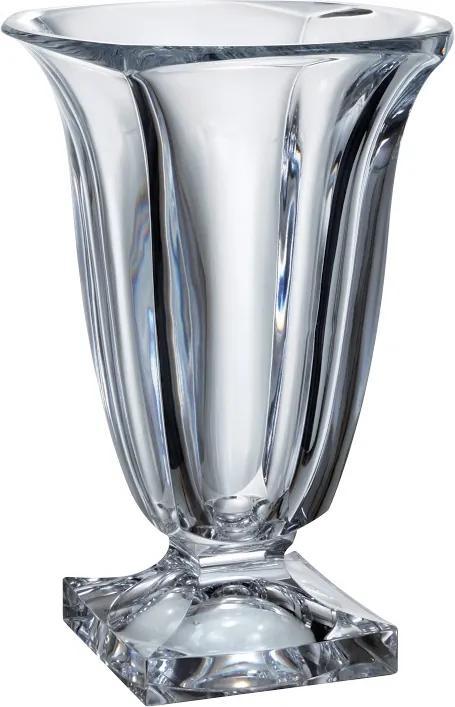 Crystalite Bohemia sklenená váza Magma 29 CM