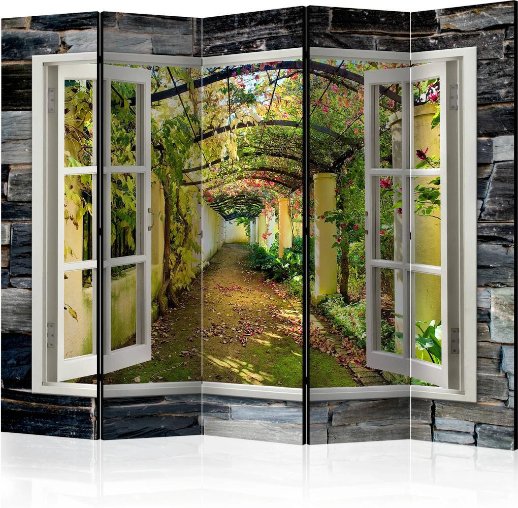 Paraván - Secret Garden II [Room Dividers] 225x172 7-10 dní