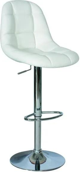 Najlacnejsinabytok C-198 barová stolička, krémová