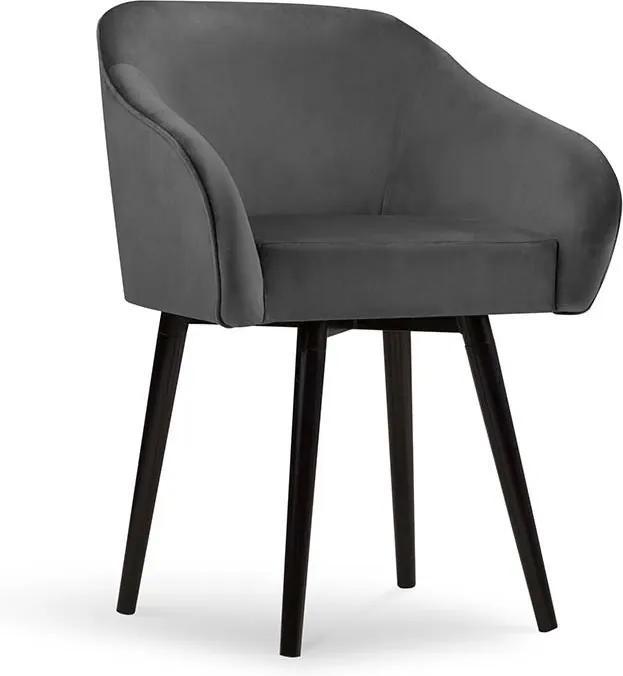 MICADONI HOME Zamatová stolička Tuff