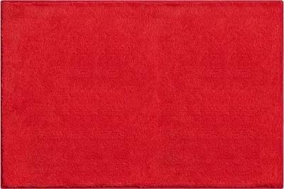 Grund Kúpeľňová predložka MANHATTAN, rubínová, 80x140 cm