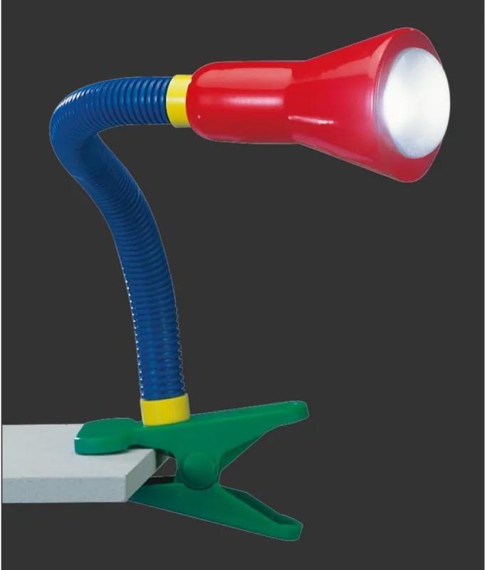 Svietidlo na štipec FLEXO TRIO 5028010-17