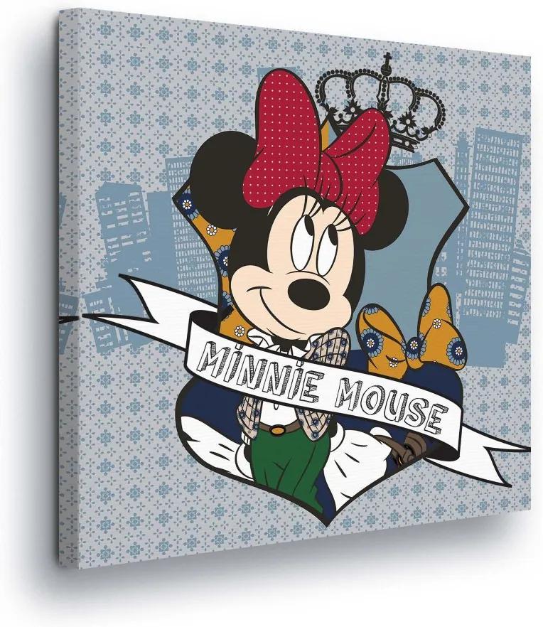 22e542af9a04 Obraz na plátne - Disney Queen Minnie Mouse 80x80 cm ...