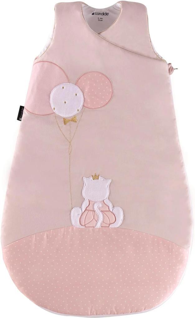 ružové drobné mačička