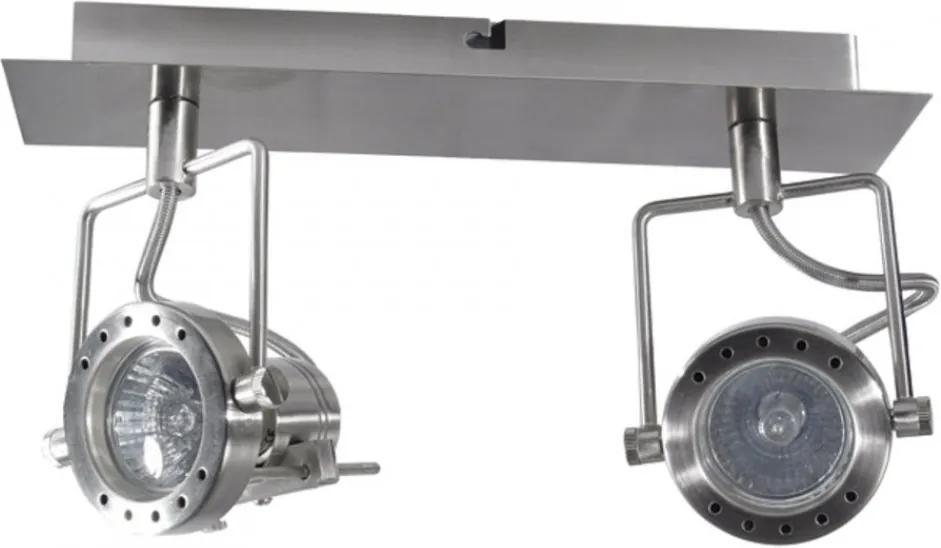 Kanlux Sonda 4796 Stropné Bodovky hliník 2 x GU10 max. 50W 16,5 x 32 x 10 cm