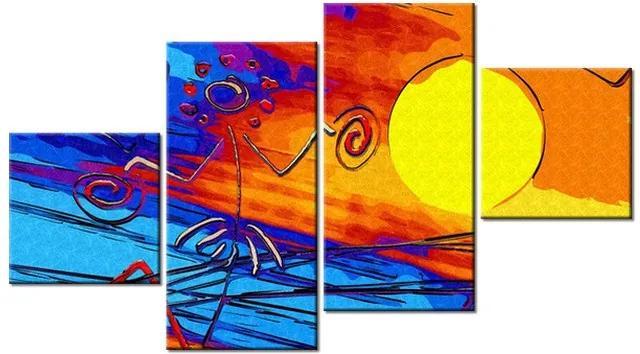 Tlačený obraz Farebná radosť 160x90cm 2100A_4Q