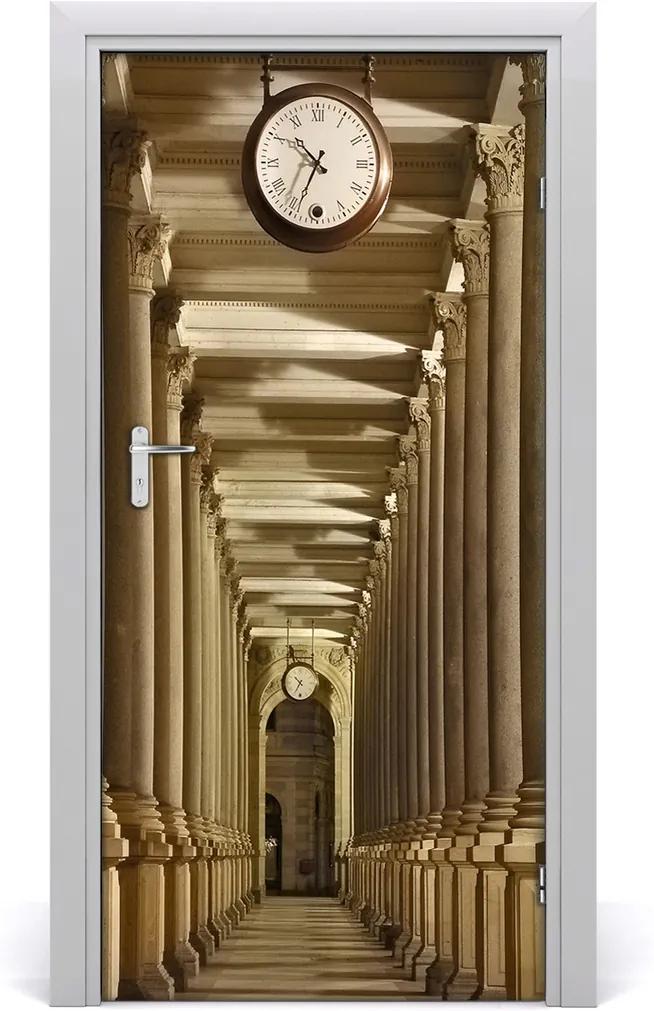 Fototapeta samolepící dveře Nowy jork