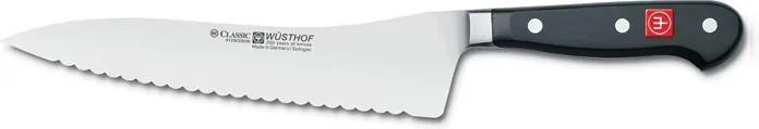 WÜSTHOF Nôž na chlieb 20 cm s vlnitým ostrím Classic