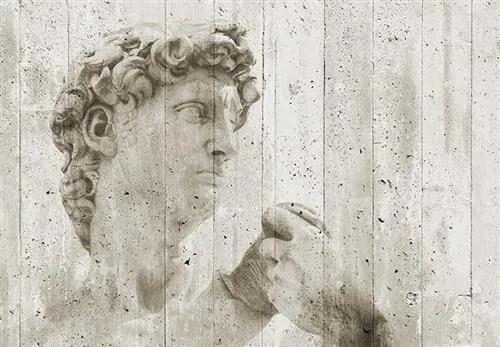 Vliesové fototapety, rozmer 366 x 254 cm, David Street Art, W+G 00970