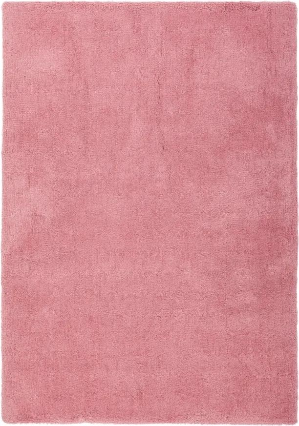 Lalee koberce Kusový koberec Velvet 500 pebble pink - 80x150 cm