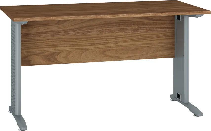 MLnábytok Kancelársky stôl OPTIMAL 15 / orech prírodný
