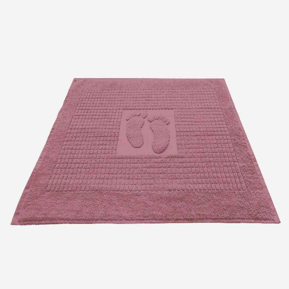 Kúpeľňová predložka Stopa fialová fialová
