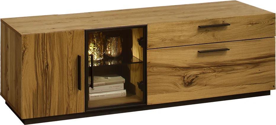 Exkluzívny nábytok Maroša TV stolík ľavý