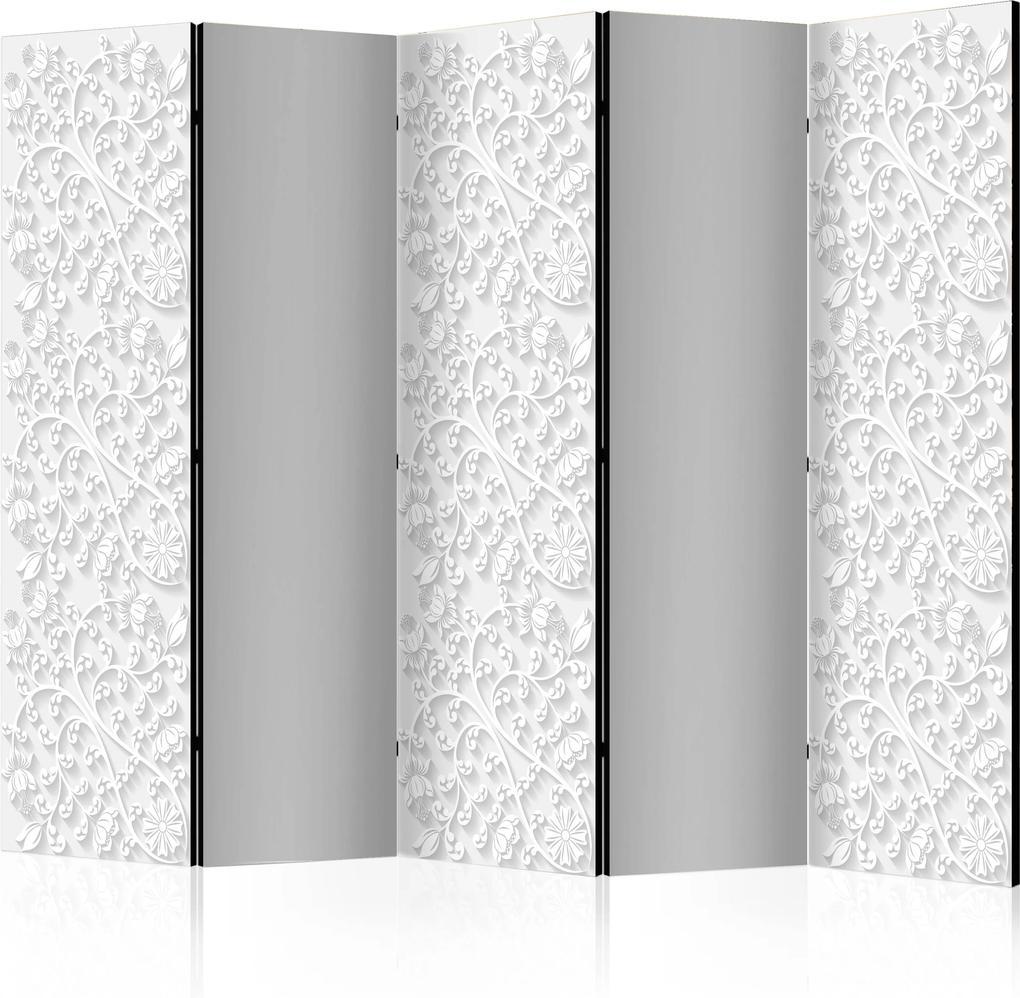 Paraván - Room divider – Floral pattern II 225x172 7-10 dní