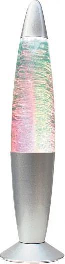 Rábalux 4533 Lávové Lampy Millie strieborný kov 5V DC 0,9W IP20