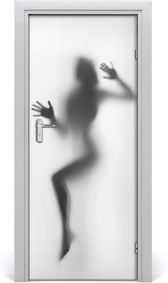 Fototapeta samolepící na dveře Sexi žena