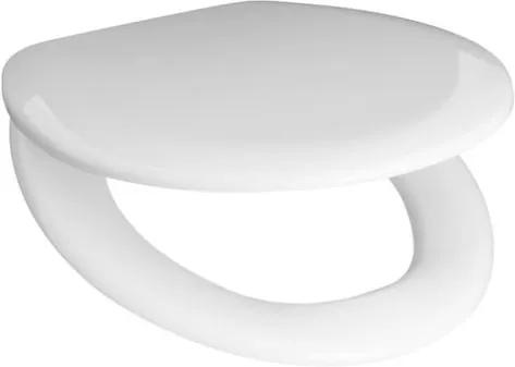 WC doska Jika Zeta plast biela H8932760000001