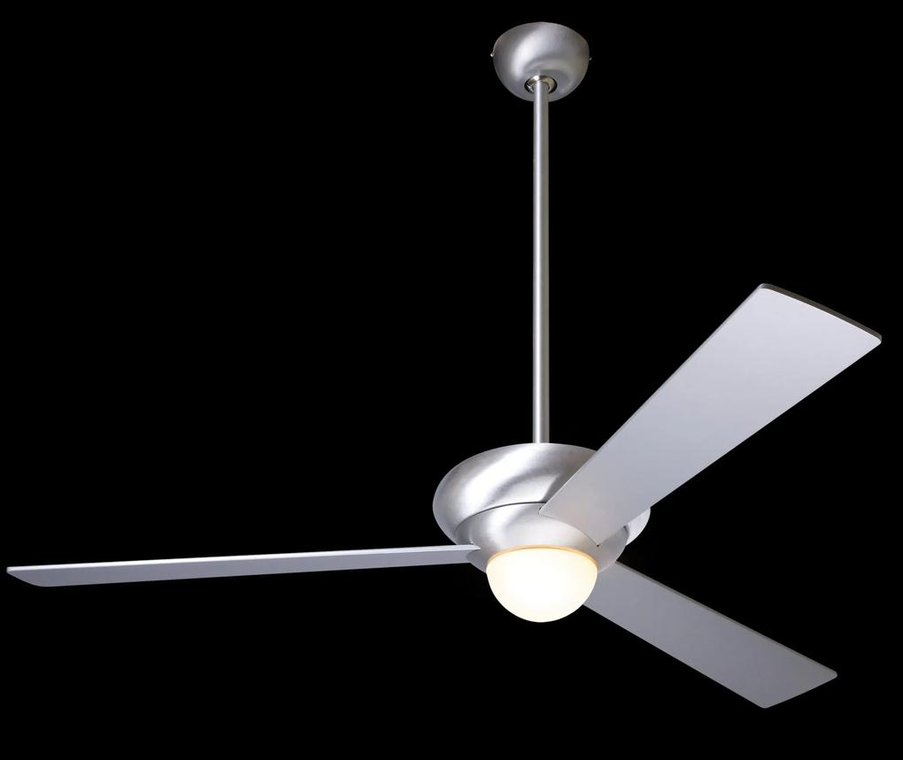 MODERN FAN EU ALTUS ALT-GW36WHNL 36″ lesklá biela/biela Reverzný stropný ventilátor