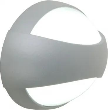 Emithor EYES LED/3W, IP54,SILVER