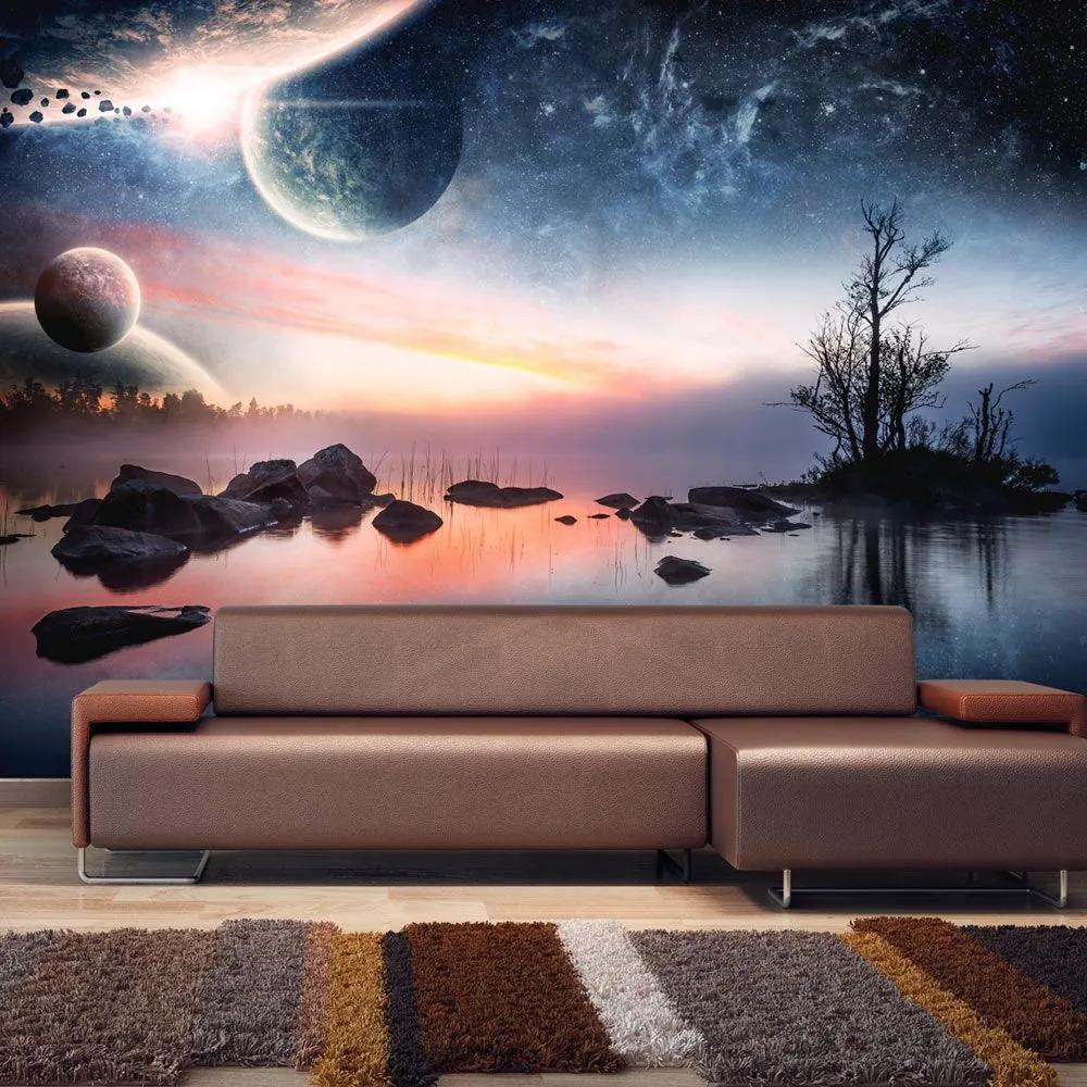 Fototapeta - Cosmic landscape 200x154