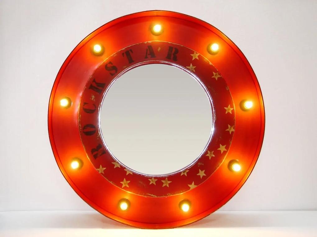 SIT MÖBEL Zrkadlo THIS & THAT 78 × 10 × 78 cm
