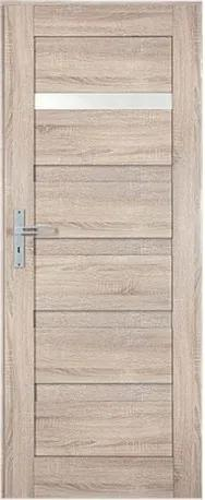 PerfectDoor Komplet FRESNO 2 (dvere,zárubňa,kľučka)