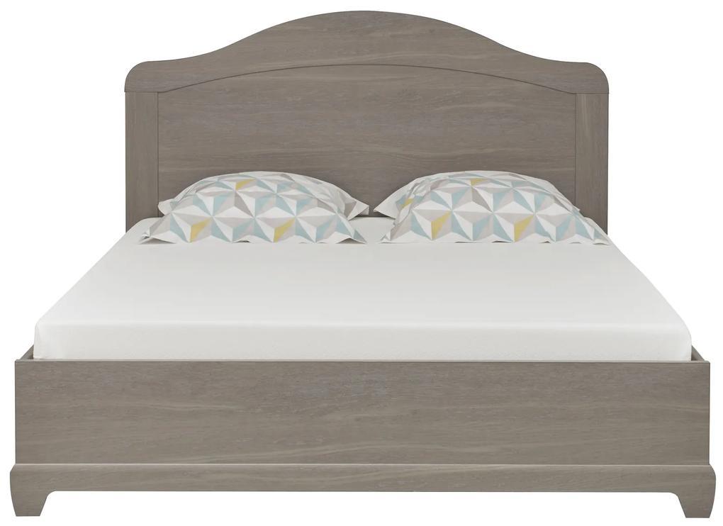Rustikálna posteľ Eva 180x200 cm