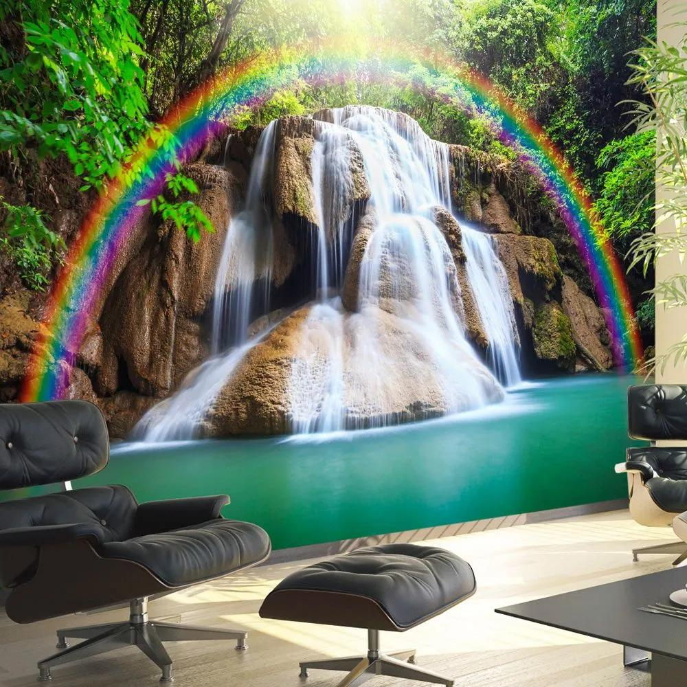 Fototapeta - Waterfall of Fulfilled Wishes 300x210