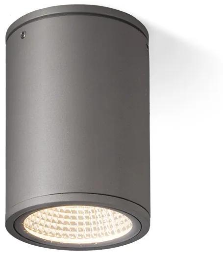 RENDL R10551 MIZZI LED vonkajšie svietidlo, stropné IP65 antracitová