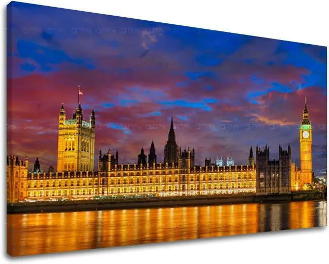 Obraz na stenu Zľava 33 % MESTO 60x90 cm ME026E11/24h