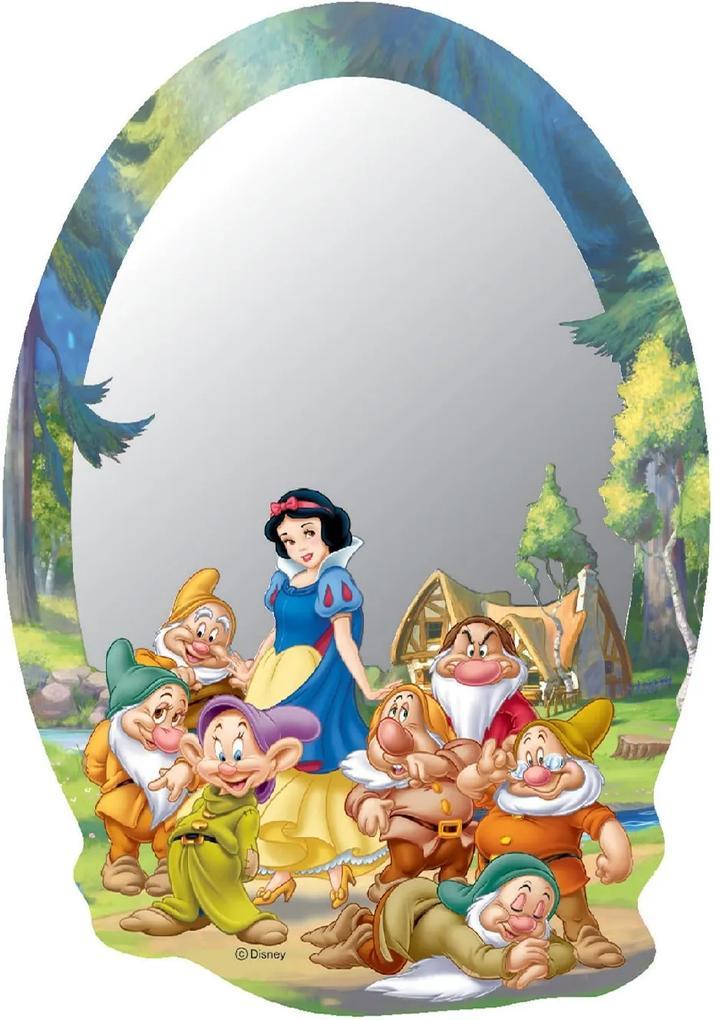 Detské zrkadlo Snehulienka
