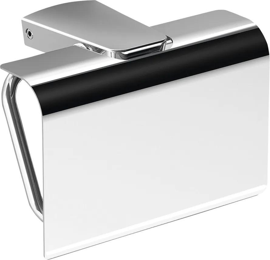 Zen Chrom 161034 držiak toaletného papiera s krytom
