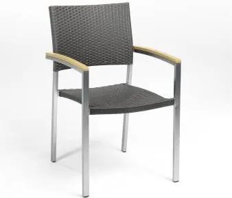 Sol stolička hnedá