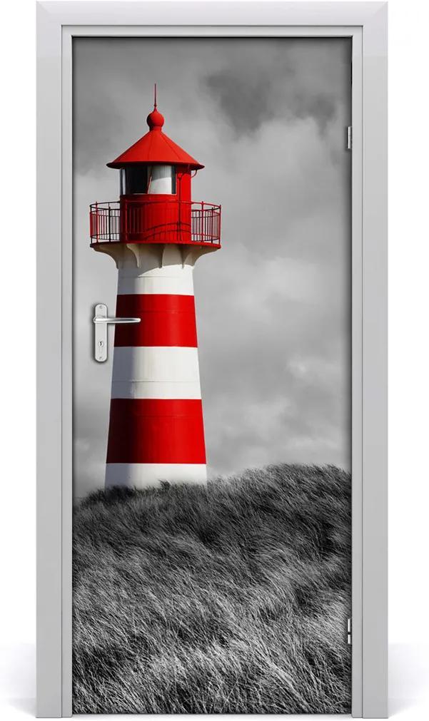 Fototapeta samolepící na dveře Mořský maják