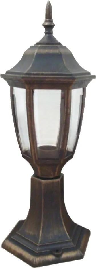 Prezent 48301 Nicosia vonkajšie stĺpikové svietidlo 1x60W IP44