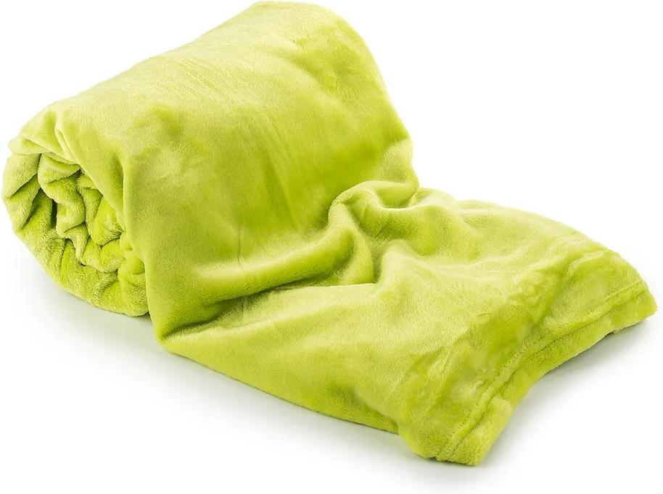Jahu Deka Light Sleep zelená, 150 x 200 cm