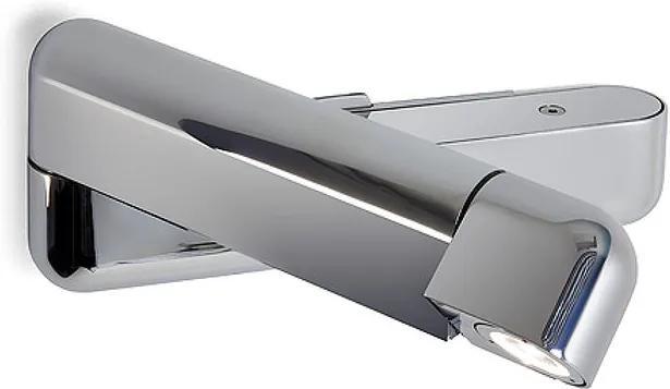 ASTRO 7090 CORSA nástenná na čítanie chróm LED 1W 2700K