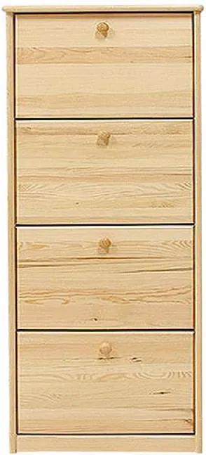 AMI nábytok skříňka na boty č.2 borovice