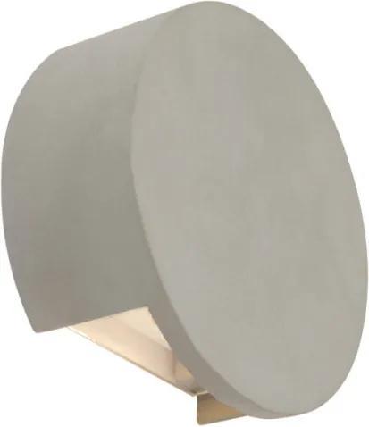 Globo 55011-W2 Nástenné Svietidlá  LED - 1 x 6,5W 15,5 x 15,5 x 6 cm