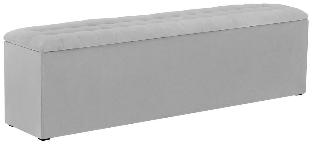 WINDSOR & CO Lavica s úložným priestorom Nova 140 × 34 × 47 cm - zl'ava 20% (VEMZUDNI20)