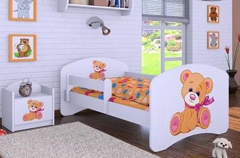MAXMAX Detská posteľ bez šuplíku 160x80cm MACKO