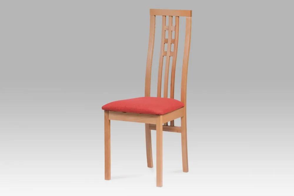 Jedálenská stolička BEZ SEDÁKOV BC-12481 BUK3 Autronic