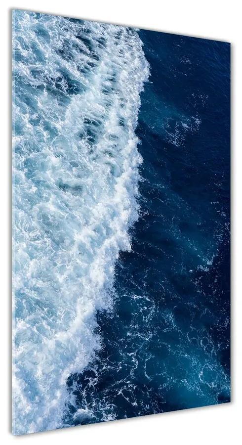 Moderný akrylový fotoobraz Morské vlny pl-oa-70x140-f-89539780