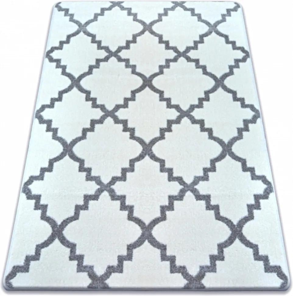 Kusový koberec Mira biely, Velikosti 120x170cm