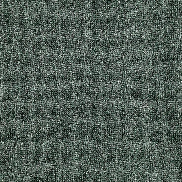 Kobercový čtverec Cobra 5570 zelená - 50x50 cm