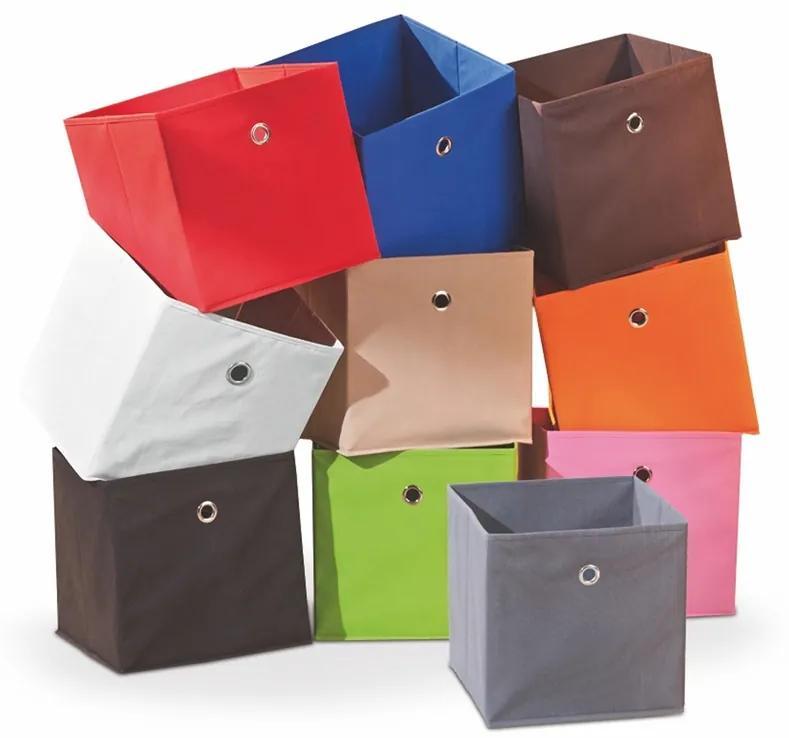 HALMAR Winny skladací úložný box zelená