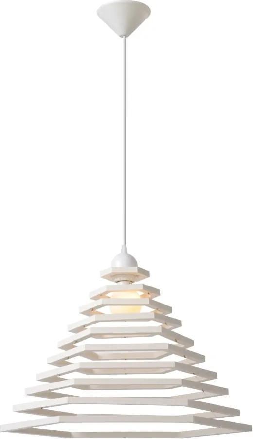 Závesné svietidlo LUCIDE TORA biela 08405/50/31
