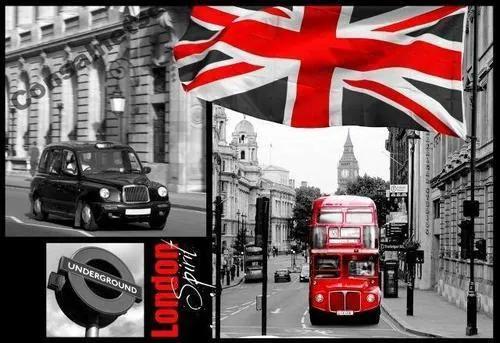 Vliesové fototapety, rozmer 312 x 219 cm, Londýn, IMPOL TRADE 059VE